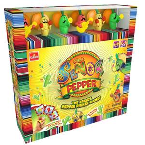 Senor Pepper Game