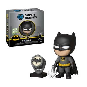 Batman - Black & Yellow 5-Star Vinyl Figure ECCC 2019 Exclusive
