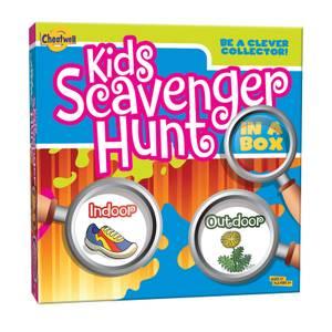Scavenger Hunt Board Game
