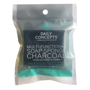 Daily Concepts Charcoal Facial Scrubber