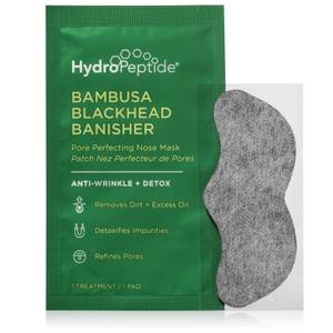 Hydroactive Bambusa Blackhead Banisher: Pore Perfecting Nose Mask 8 Pack