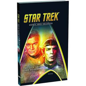 Eaglemoss Star Trek Graphic Novels City On The Edge Of Forever - Volume 2