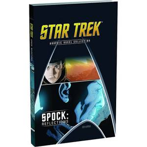 Eaglemoss Star Trek Graphic Novels Spock Reflections - Volume 4