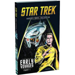Eaglemoss Star Trek Graphic Novels Star Trek Early Voyager (Part 1) - Volume 9