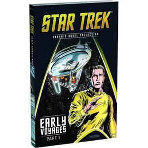 Eaglemoss - Novela gráfica Star Trek Star Trek Early Voyager (Parte 1) - Volumen 9