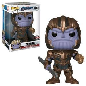 Marvel Avengers: Endgame Thanos 10 Inch EXC Funko Pop! Vinyl