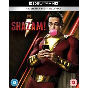 Shazam! - 4K Ultra HD