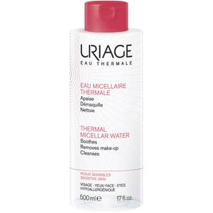 Uriage Thermal Micellar Water for Sensitive Skin 500ml