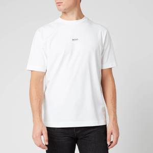 BOSS Casual Men's Tchup T-Shirt - White