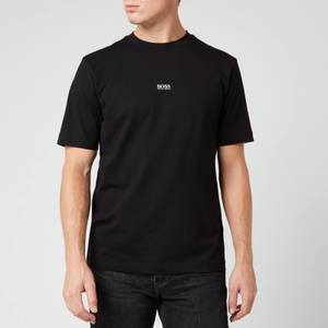 BOSS Casual Men's Tchup T-Shirt - Black