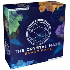 The Crystal Maze Brettspiel