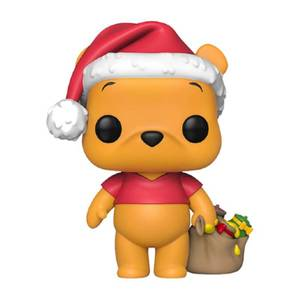 Disney Holiday - Winnie Puuh Pop! Vinyl Figur