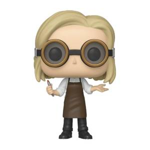 Doctor Who 13th Doctor with Goggles Pop! Vinyl Figure