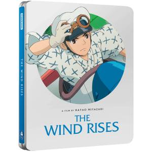 The Wind Rises - Zavvi UK Exclusive Steelbook