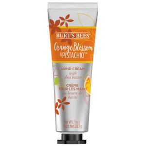 Burt's Bees Hand Cream with Shea Butter, Orange Blossom and Pistachio 28.3g