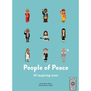Bookspeed: People of Peace