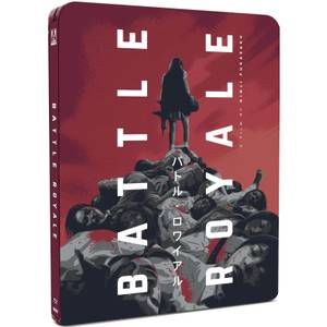 Battle Royale – Zavvi UK Exclusive Limited Edition Steelbook