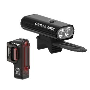 Lezyne Lite Drive 1000XL/Strip Pro Light Set