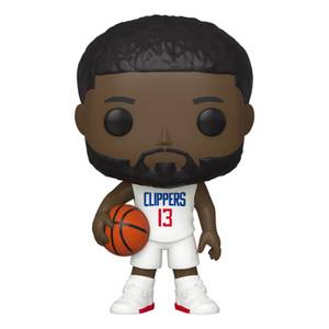 NBA Los Angeles Clippers Paul George Pop! Vinyl Figure
