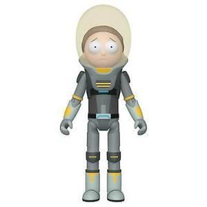 Rick & Morty Space Suit Morty Action Figure