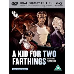 A Kid for Two Farthings - Dual Format Edition