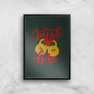 Jingle (Kettle) Bells Art Print