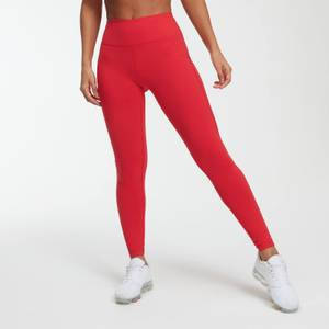 MP Power Mesh Leggings för kvinnor – Röd