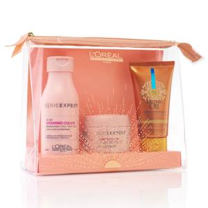 L'Oréal Professionnel Série Expert Vitamino Color Sunset Light Travel Set