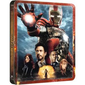Steelbook Exclusif Zavvi: Iron Man 2 - 4K Ultra HD