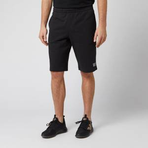 Emporio Armani EA7 Men's Sweat Short - Black