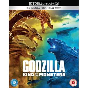 Godzilla: King of the Monsters - 4K Ultra HD