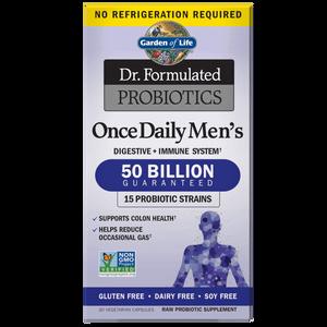 Mikrobiom Einmal Täglich für Männer - 30 Kapseln
