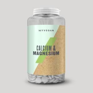 Vegan Calcium and Magnesium Tablets