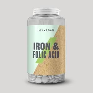 Vegan Iron & Folic Acid Supplement