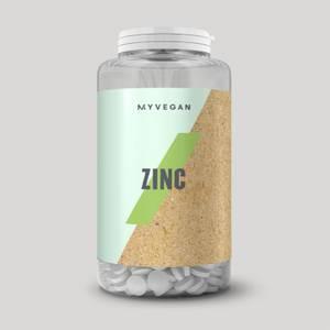 Vegan Zinc Tablets