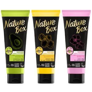 Nature Box Handcreme Mandel / Avocado / Macadamia