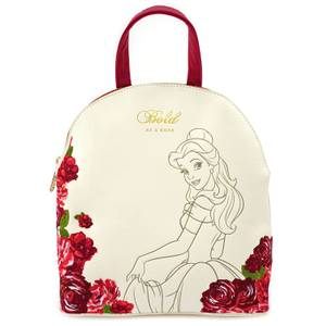 Loungefly Disney Beauty And The Beast Belle Faux Leather Mini Backpack