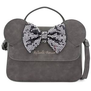 Loungefly Disney Minnie Mouse Faux Leather Crossbody