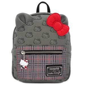 Loungefly Sanrio Hello Kitty Mini sac à dos en simili cuir