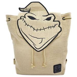 Loungefly Disney The Nightmare Before Christmas Burlap Backpack