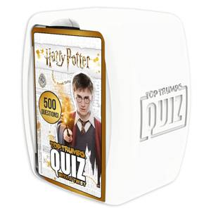 Top Trumps Quiz Game - Harry Potter Edition