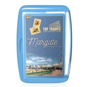 Top Trumps Card Game - Margate Edition