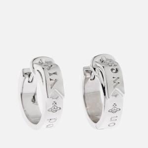 Vivienne Westwood Women's Bobby Earrings - Rhodium