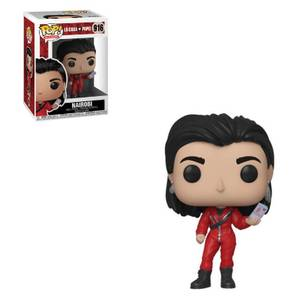 La Casa De Papel (Money Heist) Nairobi Funko Pop! Vinyl