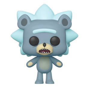 Rick & Morty Teddy Rick Funko Pop! Vinyl