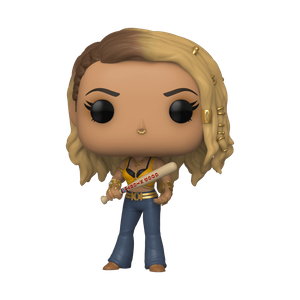 Birds of Prey Black Canary (Boobytrap Battle) Pop! Vinyl Figure