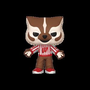 College Mascots University of Wisconsin Bucky Badger Pop! Vinyl Figure