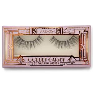 LA Splash Cosmetics Golden Gatsby 3D Faux Mink Lashes