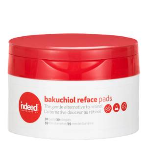 Indeed Labs Bakuchiol Retinol Reface Pads x30
