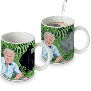 Brew Planet Heat Changing Mug